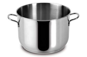 (7 litres) - Lagostina Every Pot, Stainless Steel 24 Cm steel