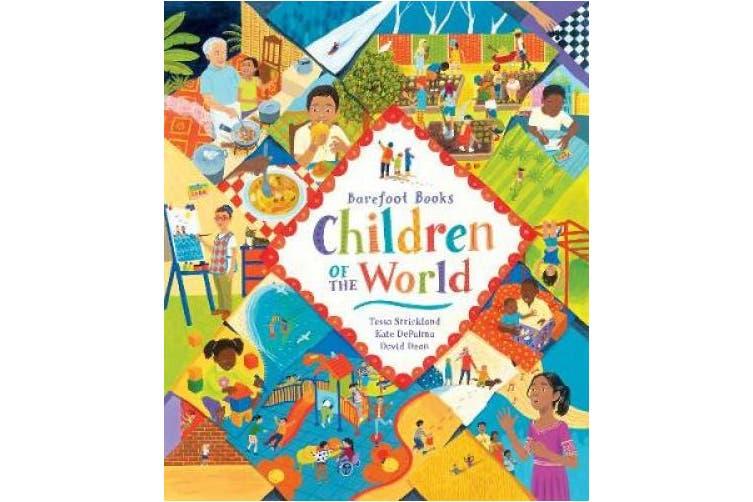The Barefoot Books Children of the World
