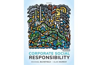 CORPORATE SOCIAL RESPONSIBILITY 4E PAPER