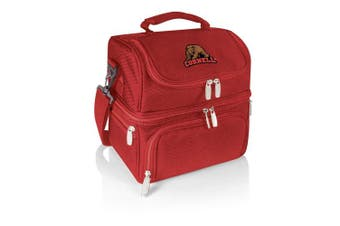 (Cornell Big Red, Red) - PICNIC TIME NCAA Pranzo Insulated Lunch Tote