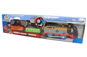Thomas & Friends Fisher-Price Trackmaster, Monkey Mania Thomas Motorised Engine