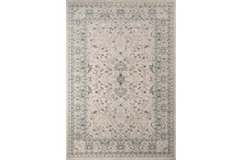 (0.6m x 0.9m) - Momeni Rugs ZIEGLZE-07IVY2030 Ziegler Collection, Traditional Area Rug, 0.6m x 0.9m, Ivory