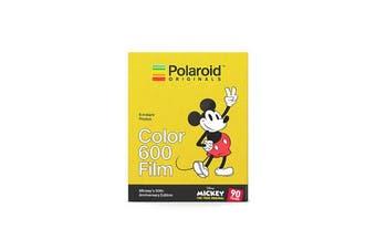Polaroid Originals 4860 Mickey's 90th Anniversary Edition 600 Colour Instant Film - Black