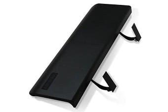 (Set of 1, Black) - Air Wing Pro The Original Air Conditioner Deflector (Black, Set of 1)