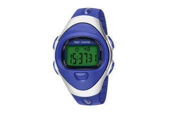 (Blue) - Baby Reminder Watch for Toilet Potty Training Water Resistant Toddler Timer Watches (Blue)