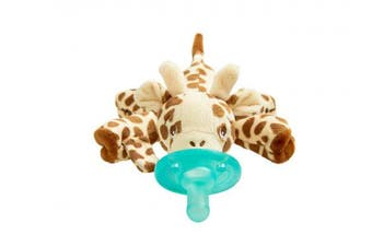 (0M+ Soothie, Giraffe) - Philips Avent Soothie Snuggle, 0m+, Giraffe, SCF347/01