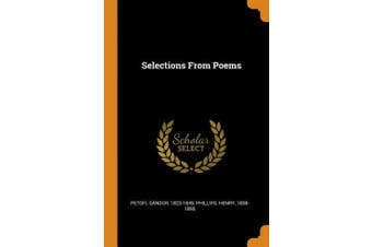 Selections from Poems