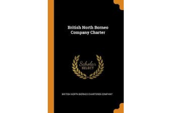 British North Borneo Company Charter