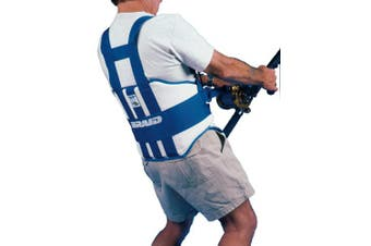 Braid Products Bluefin Harness (Fits up to 140cm )