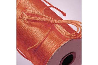 (Coral) - Ben Collection 2mm X 100 Yard Rattail Satin Nylon Trim Cord Chinese Knot (Coral)