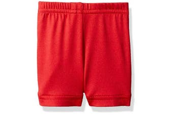 (Youth Large, Red) - Alleson Cheer Boy Cut Brief
