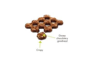 (Crispy Corner Brownie Pan) - Bakelicious 73843 Crispy Corner Brownie Pan, Non-Stick