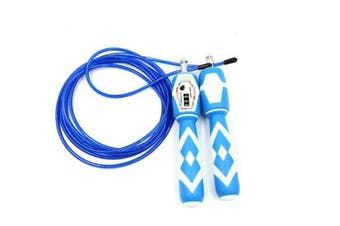 Automatic Counting Jump Rope Fully Adjustable Weighted Jump Rope Skipping Rope for Kids and Adult
