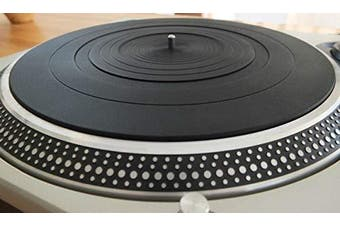 Analogue Studio DM-205 Rubber Turntable Platter Mat (Fits Technics etc)