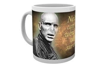"""Harry Potter """"Prophecy"""" Ceramic Mug"""