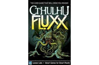 Fluxx Cthulhu Fluxx Single Deck (Fluxx)