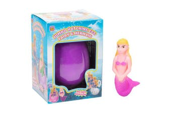 (Mermaid) - Class Collections Surprise Growing Mermaid Hatch Egg Kids Novelty Toy- Single
