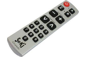 SEKI Grande Universal Remote