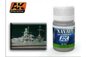 AK Interactive - Grey Wash for Kriegsmarine Ships AK00303