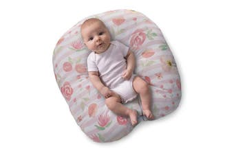 (Big Blooms) - Boppy Newborn Lounger, Big Blooms