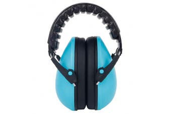 YeahiBaby Earmuffs Baby Hearing Protection Noise Reduction Headband Infant Noise Cancelling Headphone Blue