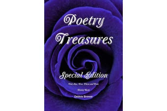 Poetry Treasures Vols One, Two, Three and Four Poetry Book [Special Edition]