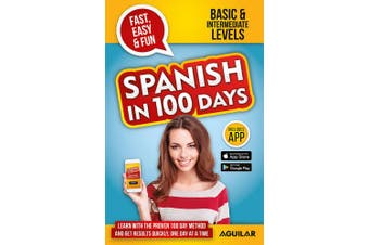 Spanish in 100 Days [Spanish]