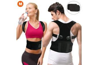 (Style 2) - Gifort Back Posture Corrector, Back Shoulder Waist Support Belt, Adjustable Posture Brace for Men or Women Physical Trainer Therapy - Back, Shoulder, and Neck Pain Relief (Style 2)
