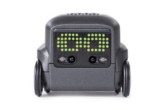(multicolor) - Boxer Interactive A.I. Robot Toy (Black) with Personality and Emotions, for Ages 6 and Up