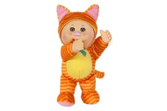 Cabbage Patch Kids Cuties Collection, Kallie The KittyBaby Doll