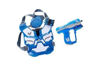 BoomCo HALO Spartan Assault Battle Armour Gear Set - BLUE