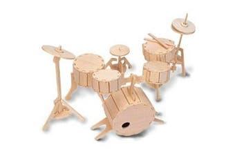 Drum Woodcraft Construction Kit