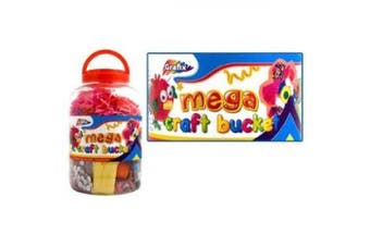 (1, Classic) - Grafix Mega Craft Bucket