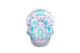 Bigmouth Inc Sugar Skull Snow Tube