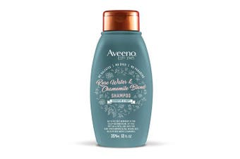Aveeno Sensitive & Soft + Rosewater & Chamomile Shampoo, 350ml