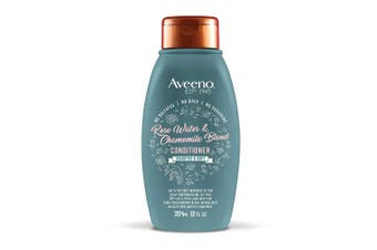Aveeno Sensitive & Soft + Rosewater & Chamomile Conditioner, 350ml