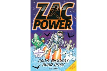 Zac's Biggest EVER Hits: Volume Three (Zac Power)