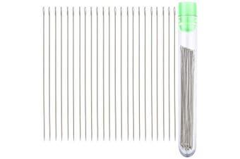 Beading Needles Size 10 (25pcs) with Needle Storage Tube