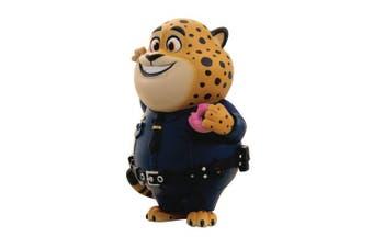 Beast Kingdom Disney Zootopia: MEA-006 Clawhauser Mini Egg Attack Statue
