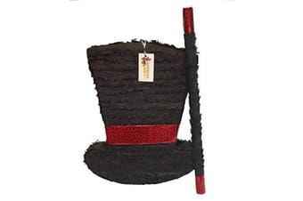 APINATA4U Large Magician Hat Plus Pinata Stick