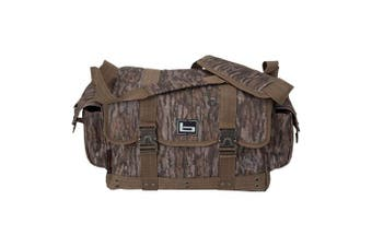 (1075, Mossy Oak Bottomland) - Banded Gear Hammer Floating Blind Bag