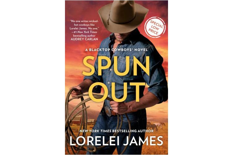 Spun Out (Blacktop Cowboys Novel)