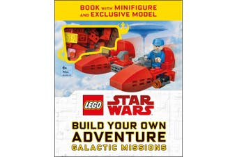 Lego Star Wars Build Your Own Adventure Galactic Missions (Lego Build Your Own Adventure)
