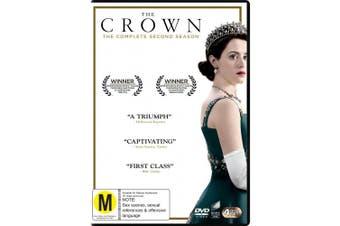 The Crown Season 2  [4 Discs] [Region 4]