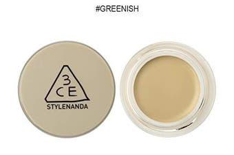 (Greenish) - 3CE Cover Pot Concealer (6g 5ml) Long Lasting Concealer (Greenish)