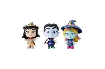 Netflix Super Monsters 3 Collectible 10cm Figures Monster Trio