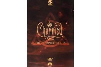 Charmed (1998): The Complete Series Collection (Seasons 1 - 8 + Bonus Disc) [Region 4]