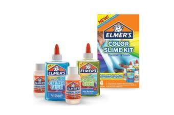 Elmer's Colour Slime Kit (2062237)
