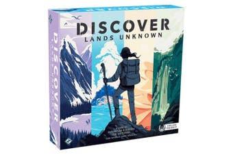 Fantasy Flight Games Discover: Lands Unknown