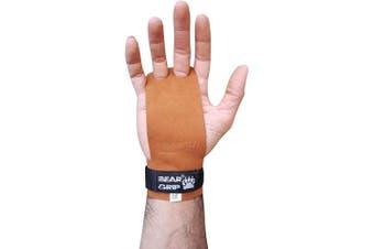 (Brown, XS) - BEAR GRIP - Crossfit Grip
